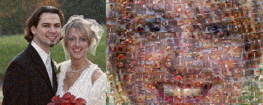 Photo Mosaic Prints
